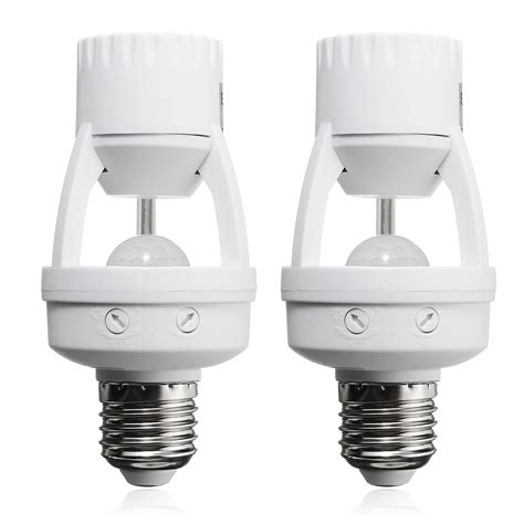 outdoor light motion sensor outdoor motion sensor light bulb adapter outdoor