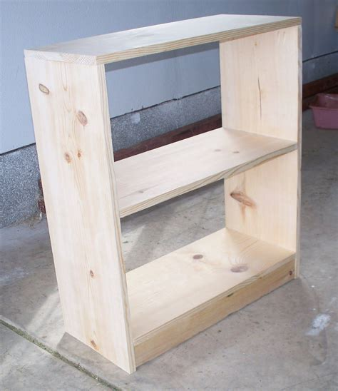 build small bookshelf plans  woodworking plans