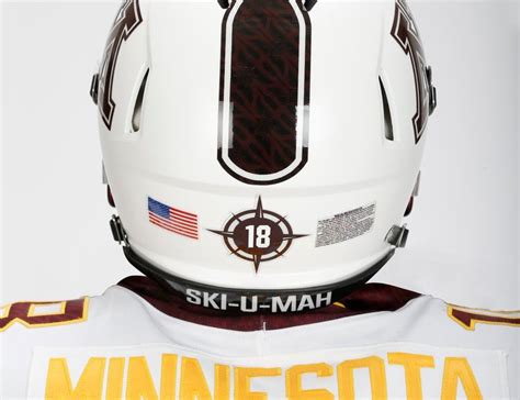 minnesota s new uniforms showcase row the boat with oar - Minnesota Row The Boat Uniforms