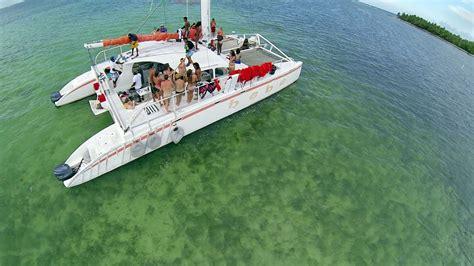 punt boat tour punta cana catamaran excursion punta cana yachts youtube