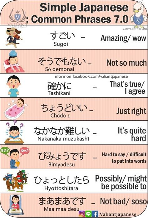 best for learning japanese best 25 japanese phrases ideas only on
