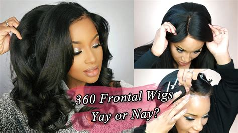 can a wig unit be sew in can t sew check 360 frontal wigs easy apply wigs ft