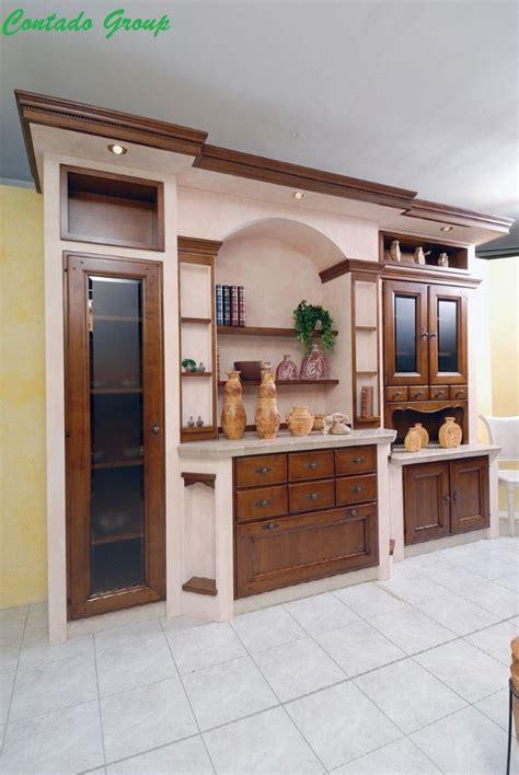 soggiorni in soggiorno in muratura contado roberto cucine e