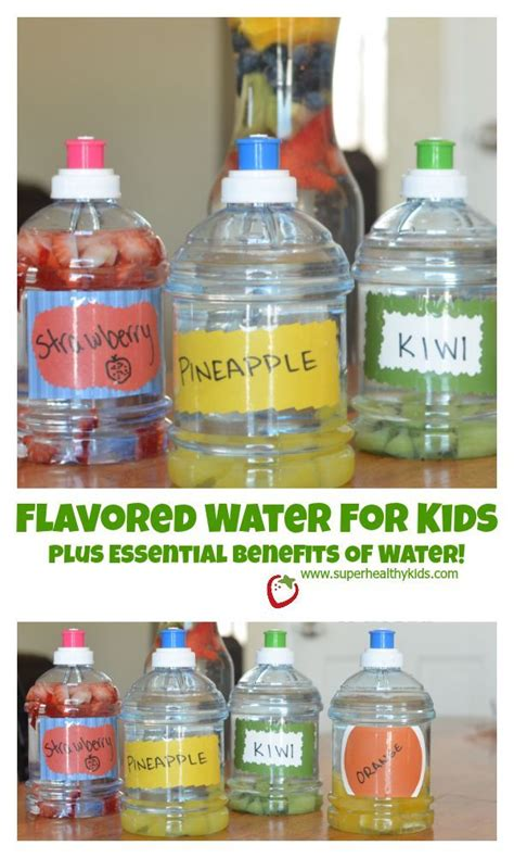 Best Flavored Detox Water by 25 Best Ideas About Fruit Flavored Waters On