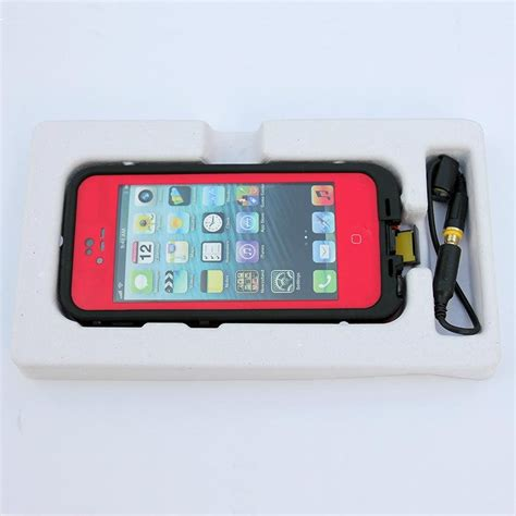 Redpepper Lifeproof Samsung S6 Waterproof Black Limited waterproof lifeproof fre for iphone 5 lifeproof for iphone 5