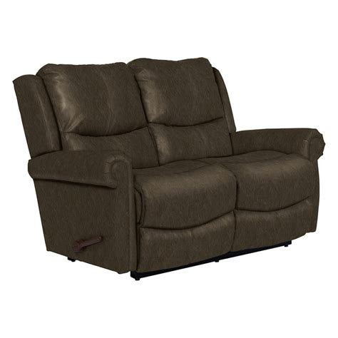 la z boy loveseat recliner la z boy 320746 duncan reclina way full reclining loveseat