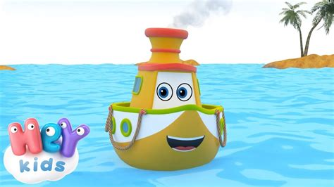 little cartoon boat songs for kids the little boat many more nursery rhymes