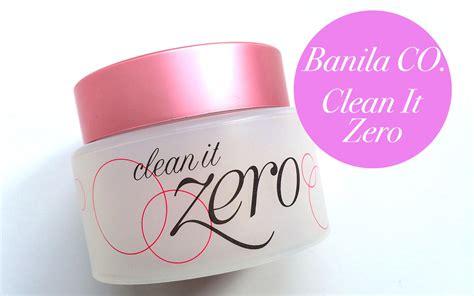 Banila Co Clean It Zero Ori banila co clean it zero et produkt der ikke fortjener hype evak dk