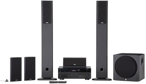 what consists a complete home theater system