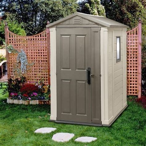 6 X 4 Garden Shed by Keter Apex 4 X 6 Ft Storage Shed Traditional Sheds