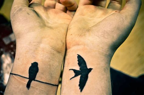 small black bird tattoos attractive small black bird tattoos on wrist tattooshunt