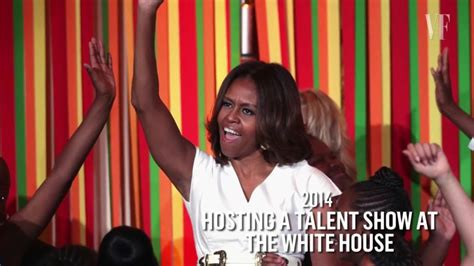 michelle obama vanity fair watch looking back at eight years of michelle obama style