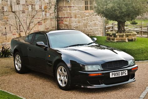 1997 aston martin vantage owned by elton is being