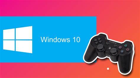 motioninjoy tutorial windows 10 como conectar control de ps3 a la pc f 193 cil windows 10