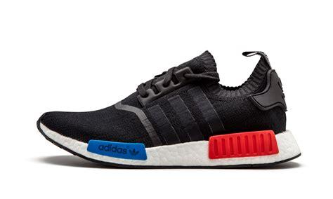 Sepatu Lari Running Adidas Nmd Runner Black Blue Premium adidas nmd runner pk quot og quot s79168