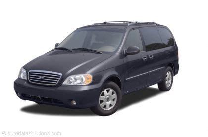 2002 Kia Sedona Problems 2002 Kia Sedona Reviews And News Autobytel