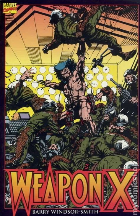 x comics comic books in wolverine weapon x