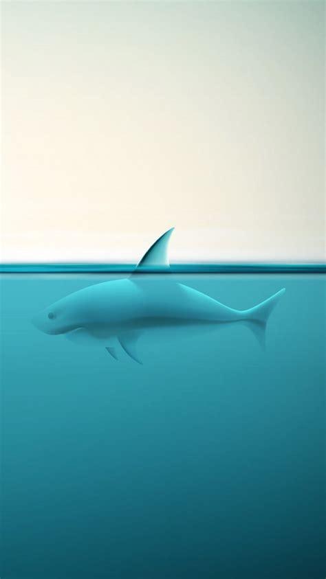 abstract ocean wallpaper abstract ocean shark iphone 6 wallpaper hd free download