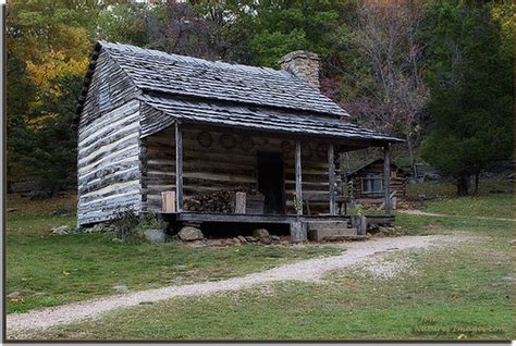 Cabin Parkway by 800 S Log Cabin Blue Ridge Parkway Nc Flickr Photo