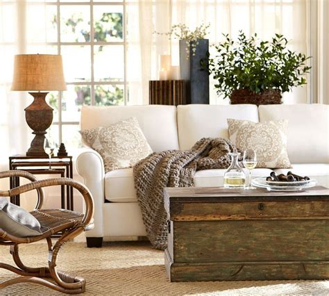 decorating with pottery 25 best ideas about pottery barn sofa on pinterest