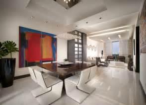 Trump Tower Interior Trump Tower Miami Apartment Contemporary Dining Room