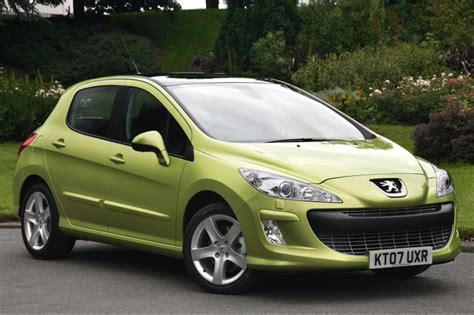 review peugeot 308 2007 to date used car