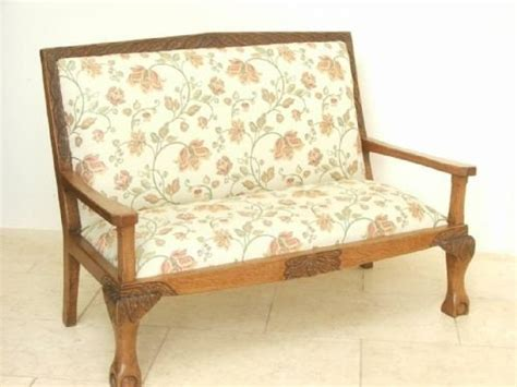William Morris Sofa stunning oak arts crafts william morris sofa c1890 75349