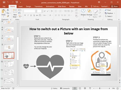 editing powerpoint template slide editing fppt
