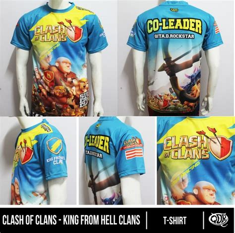 Tshirt Kaos Baju Goku King Clothing 43 best coc images on bb net shopping and shopping