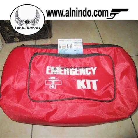 Dijamin Tas Emergency Kit Tas P3k tas p3k emergency kit tipe a paket jenis kotak a standar tempat kerja
