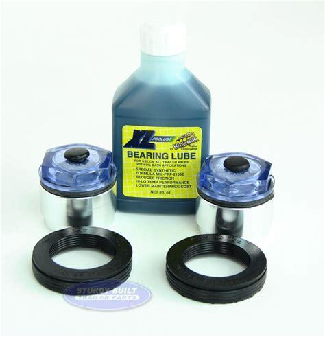 bathroom lube kodiak xl pro lube oil bath kit 1 98 size for 5 lug 3 500lb hubs