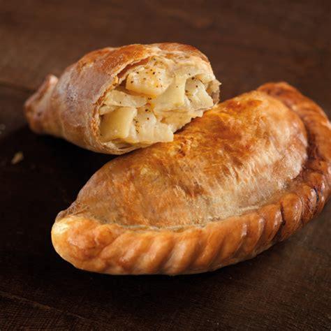 Handmade Cornish Pasties - cheese and pasty warrens bakery