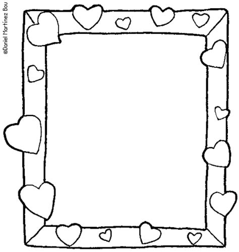 colouring photo frames learningenglish esl