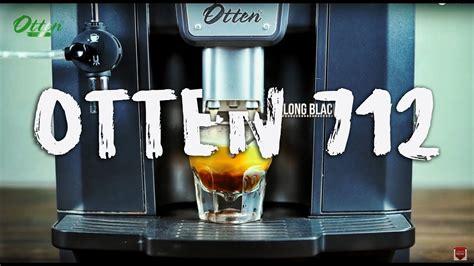 Mesin Kopi Otomatis otten 712 mesin kopi otomatis