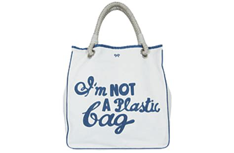 Im Not A Plastic Bag Im A Personalised Photo Bag By Anya Hindmarch by The Summer S Chic 15 Bag Time