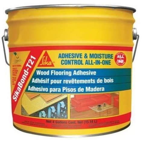 sika sikabond t21 wood floor adhesive 4 gallon morrisdeloiseoam