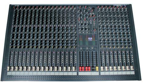 Mixer Lx7 soundcraft spirit lx7 24 image 476694 audiofanzine