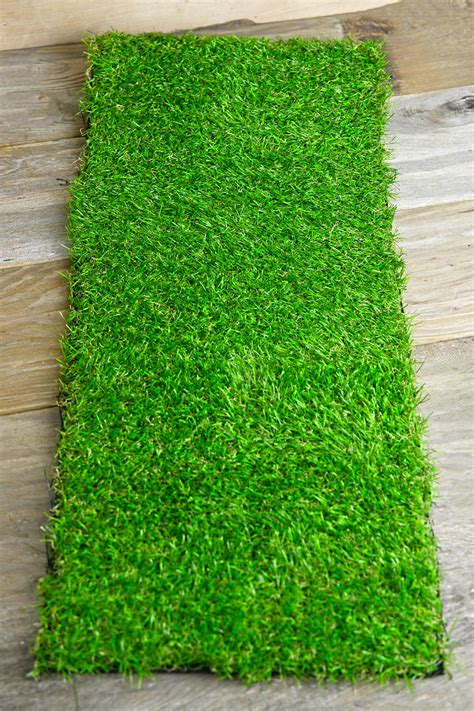 Mat Grass by Faux Grass Mat 12x32