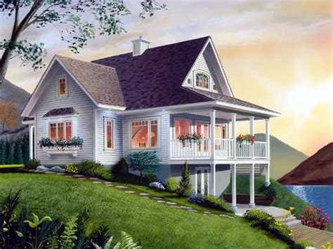 Lake Cottage Plans by Country House Plans Small Cottage Small Lake Cottage House