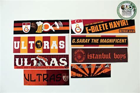 sticker ultras galatasaray sopali pankart ultra