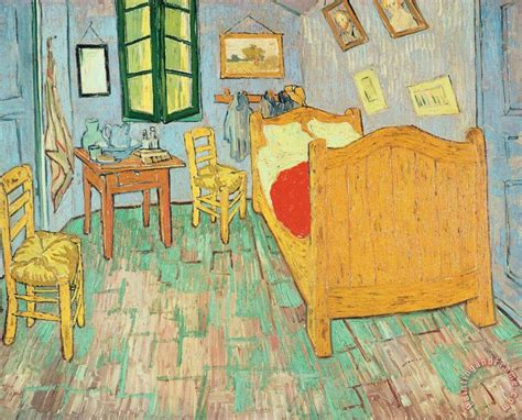 the bedroom by vincent gogh vincent gogh goghs bedroom at arles painting goghs bedroom at arles print for sale