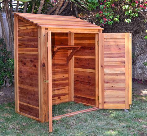 Shed Sealant by Storage Sheds Custom Made Redwood Sheds