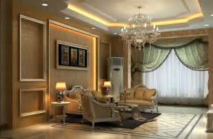 European Living Room Pictures Luxury Tv Wall Living Room European Style 3d House Free