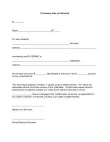 free promissory note template promissory note templates world maps and letter