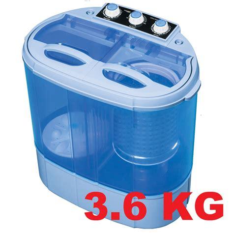 mini waschmaschine mit schleuder manatee portable mini small compact washing machine washer