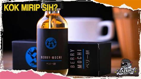 Liquid Premium Berry Mochi berry mochi by jrx my juice indonesia review