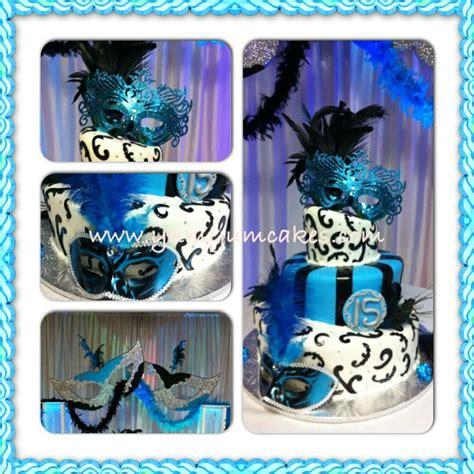 masquerade themed quinceanera cakes masquerade quinceanera cake quinceanera cake pinterest
