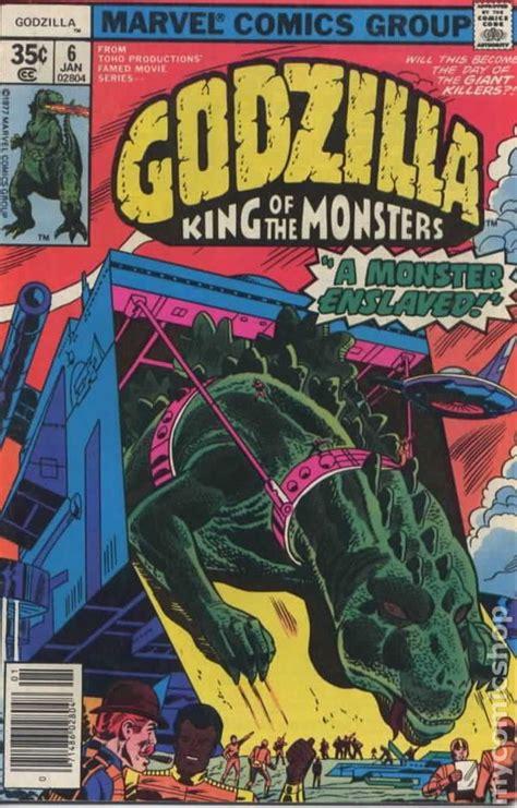 tamer king of dinosaurs volume 1 books godzilla 1977 marvel 6 vf ebay