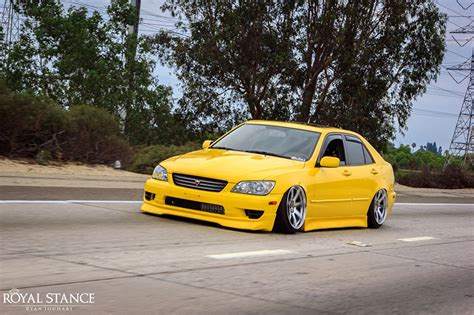 tuned lexus is300 photo tuning toyota altezza lexus is200 is300 yellow cars
