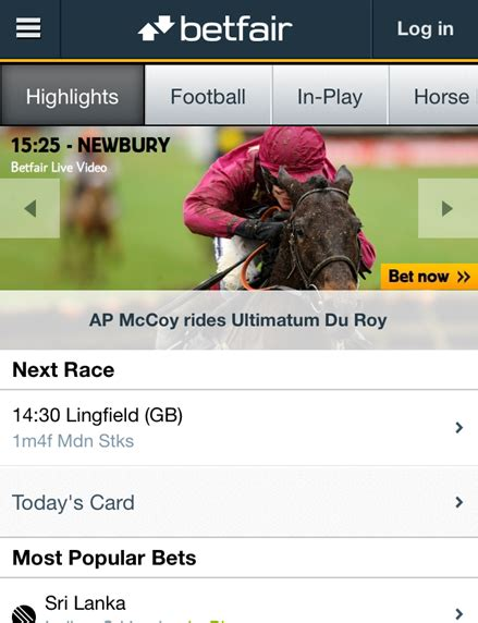 betfair exchange mobile introducing the new mobile site for betfair exchange